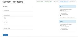 Screenshot Payment Processing